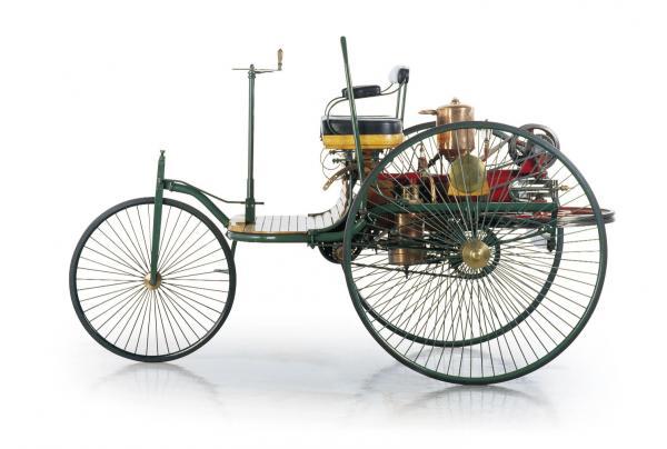 benz patent motorwagen la premi re automobile a 130 ans. Black Bedroom Furniture Sets. Home Design Ideas