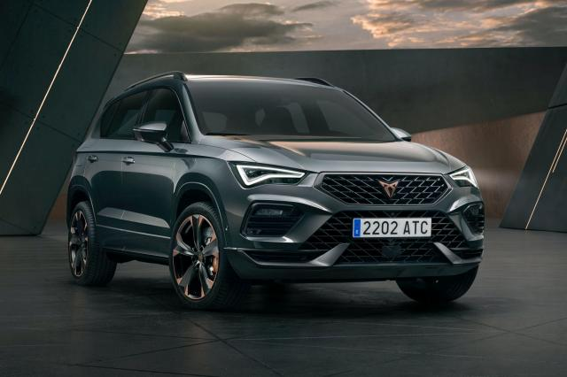 Restylage : le Cupra Ateca consolide ses acquis