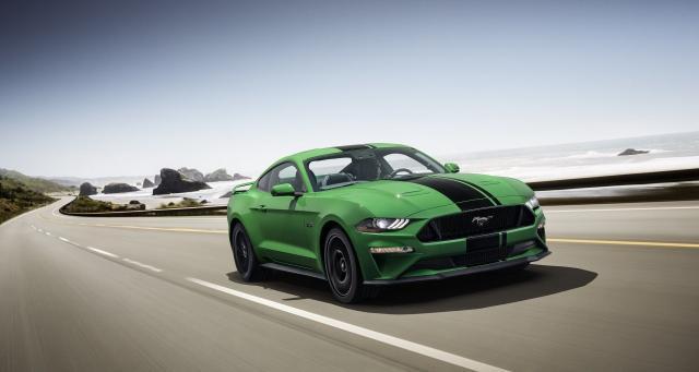 La prochaine Ford Mustang sera plus verte