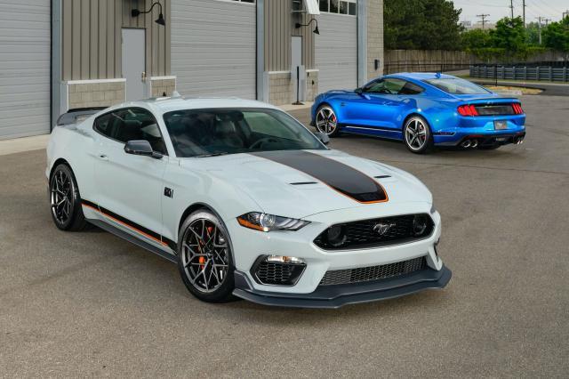 Ford Mustang Mach 1 : Pour le printemps prochain !