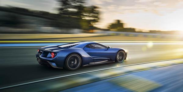 Ford GT : un V6 Ecoboost plus Boost qu'Eco...