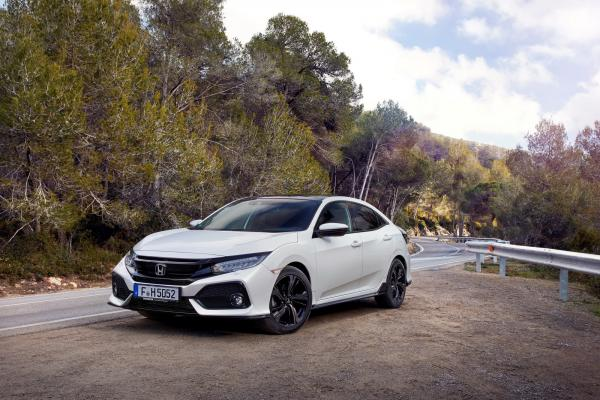 Honda Civic (X) Euro-spec : un 1.5L turbo de 182 ch