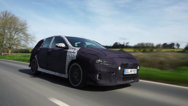 La Hyundai i30 N bientôt prête pour la série