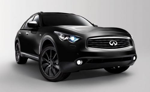 infiniti fx37s et fx50s limited edition. Black Bedroom Furniture Sets. Home Design Ideas