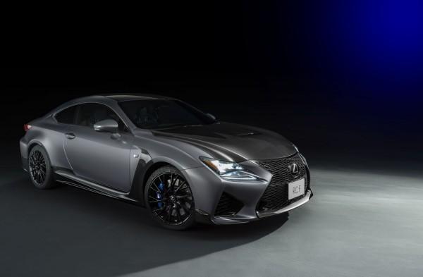 Lexus fête les 10 ans de ses modèles F