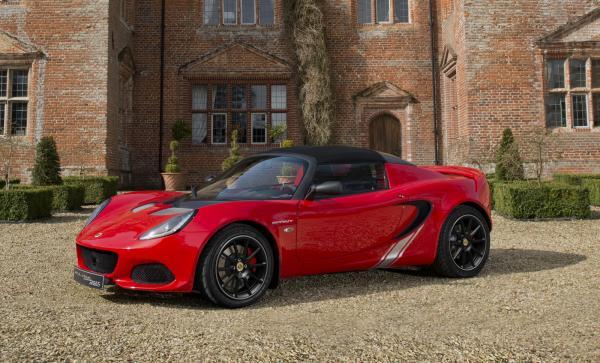 Lotus Elise Sprint : l'éternelle jeunette