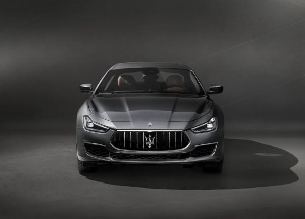 Maserati Ghibli GranLusso 2018 : mise à jour