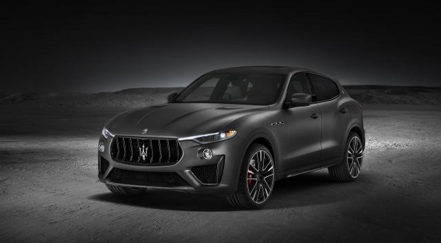 Maserati Levante Trofeo : place au V8 !