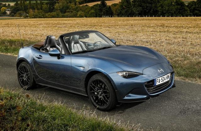 Mazda MX-5 Aki Edition