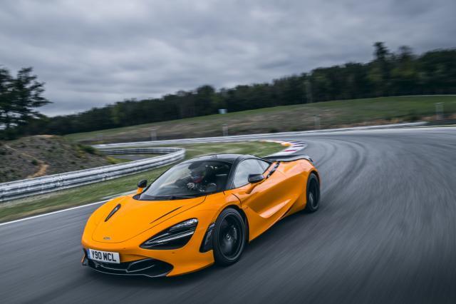 McLaren propose un Track Pack pour la 720S