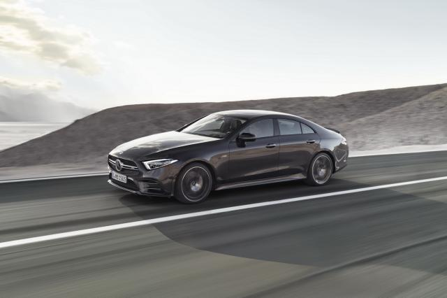 Mercedes-AMG CLS 53 : performances combinées