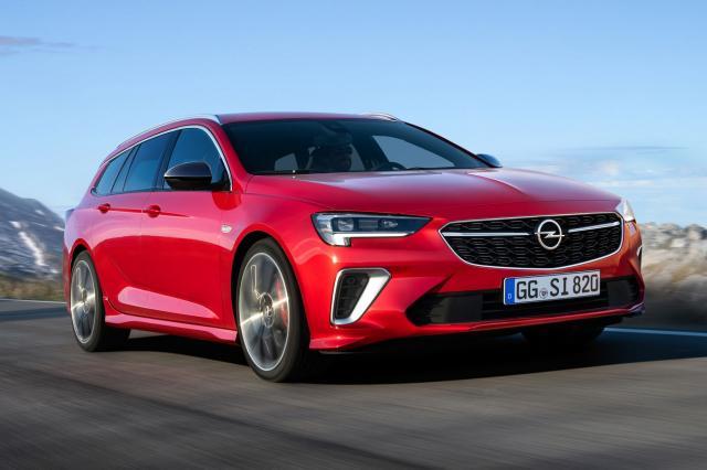 Nouvelle Opel Insignia GSi : nos photos exclusives à Bruxelles