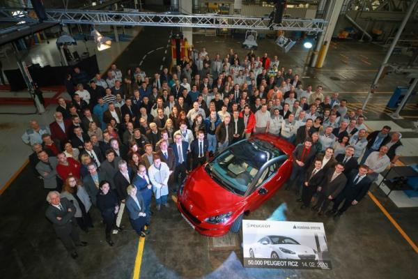 Peugeot RCZ : le bilan sur 5 ans de production