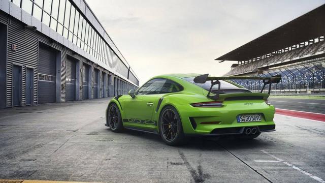 Porsche 911 GT3 RS 2018 : ultime flat 6 atmo ?