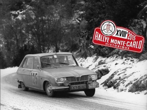 Gagnez votre place de co-pilote au Rallye Monte-Carlo Historique 2015 !