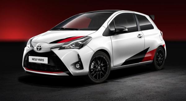 Toyota Yaris GRMN : la GTI compressée