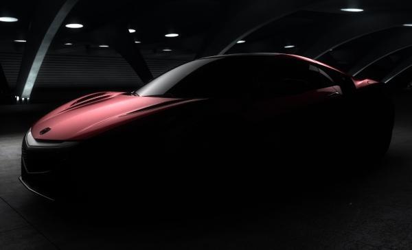 Acura NSX : la supercar Honda enfin pr�te ! Ou presque...