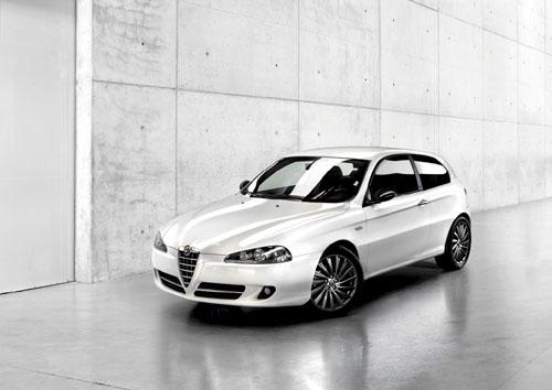 2007 Alfa Romeo 147 Cnc. IAA Francfort 2007 : Alfa 147