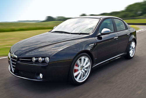 alfa romeo 159 ti le grand tourisme l 39 italienne. Black Bedroom Furniture Sets. Home Design Ideas