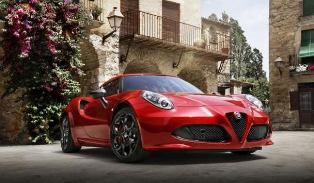 Alfa Romeo 4C Edizione Speciale