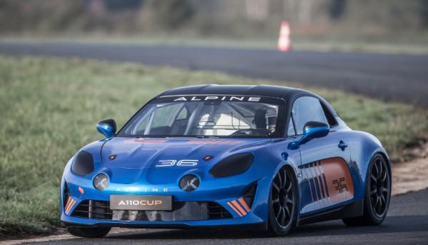 Alpine A110 Cup : le retour de l'Europa Cup !