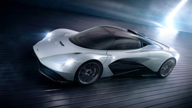 Concept AM RB 003 : Aston Martin réinvente la supercar