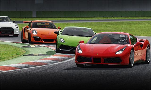 Jeux Video : Assetto Corsa Ultimate Edition sur PS4 et Xbox One
