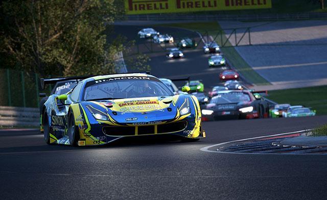 Nouvelle mise à jour pour Assetto Corsa Competizione