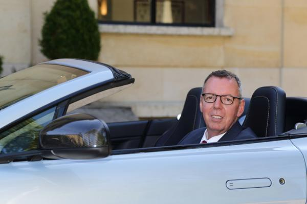 Interview : Jeffrey L. Scott, Aston Martin Europe