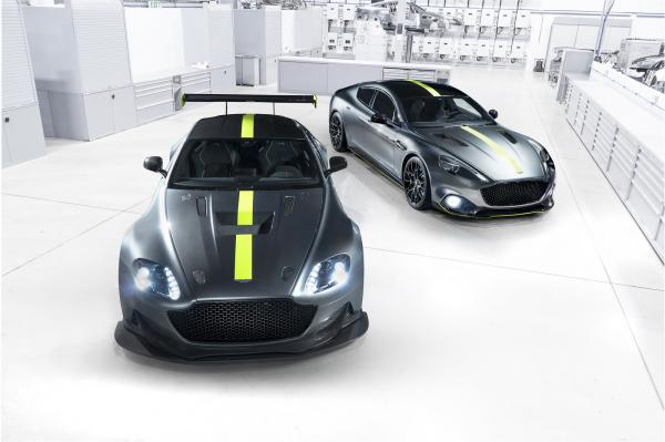 Aston Martin AMR : la marque du sport