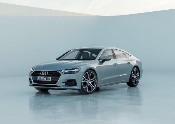 Audi A7 Sportback 2ème génération