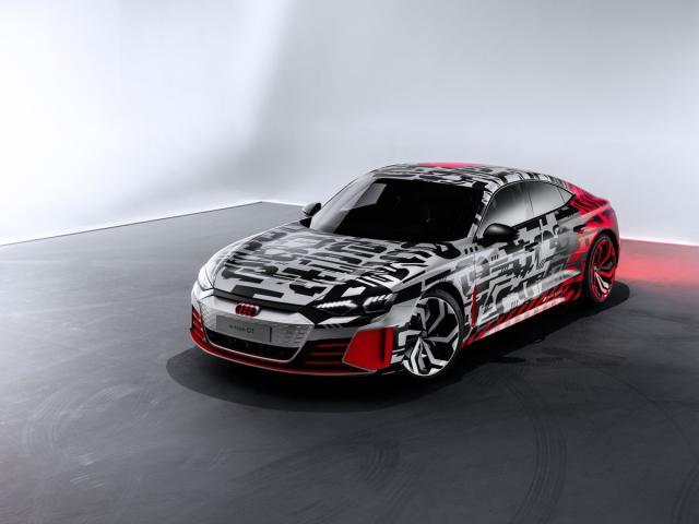 Salon de Los Angeles : Audi annonce l'E-Tron GT