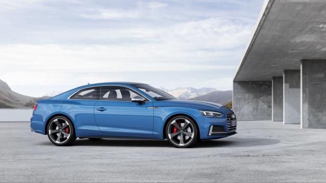 Audi S5 : maintenant en TDI, aussi
