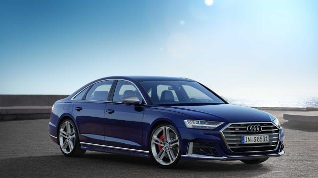 Audi S8 D5 : fidèle à ses principes