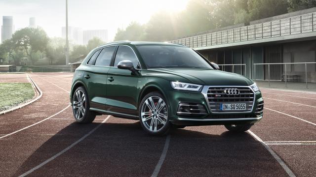 La production de l'Audi SQ5 suspendue à cause de la norme WLTP
