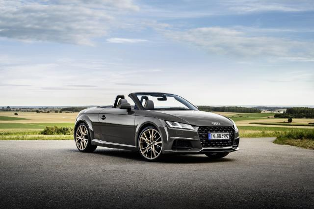 Audi TT Bronze Selection : un pack pour le look