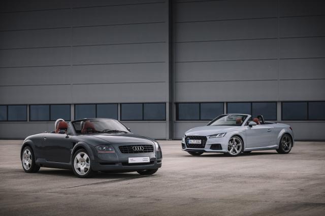 Audi TT, fin de l'histoire ?