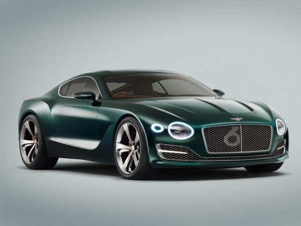 Bentley concept Exp 10 Speed 6