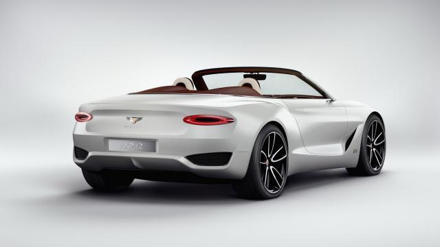 Bentley ne produira pas de voiture de sport