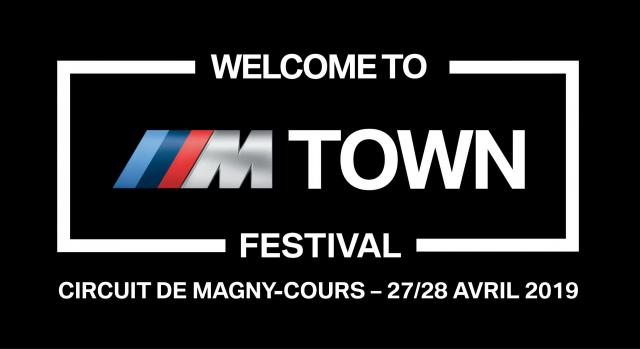 BMW M TOWN Festival à Nevers Magny-Cours