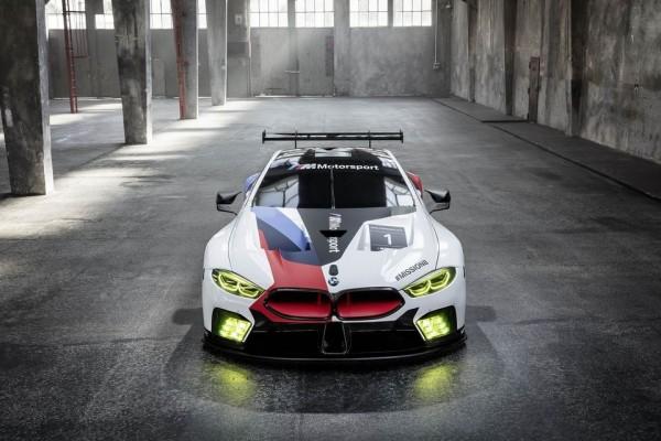 BMW M8 GTE : objectif Le Mans !