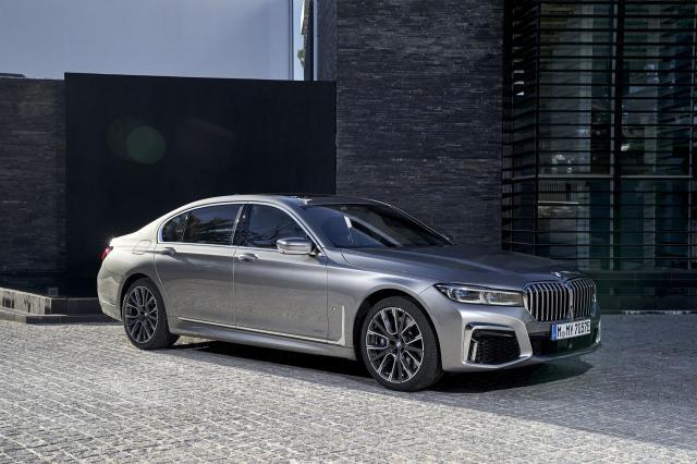 BMW M750Le : la première M hybride ?