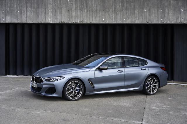 BMW présente la Série 8 Gran Coupé