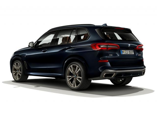 BMW X5 et X7 M50i