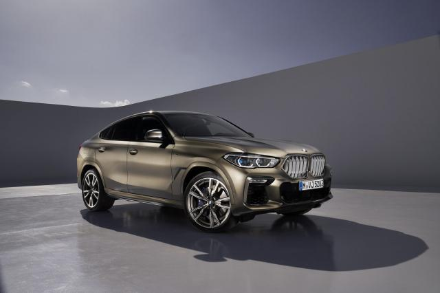 BMW X6 : le SAC de 3ème génération