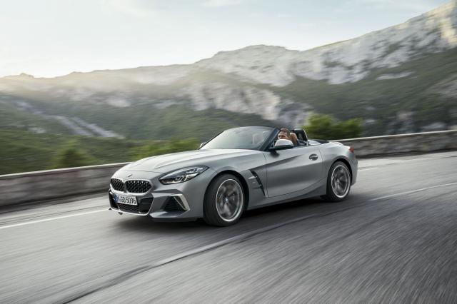 BMW Z4 G29 : trois versions au lancement