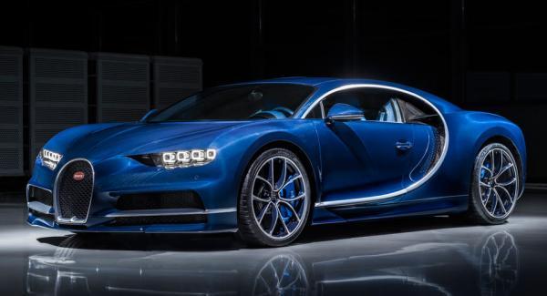Bugatti Chiron : 250 exemplaires vendus en 1 an !