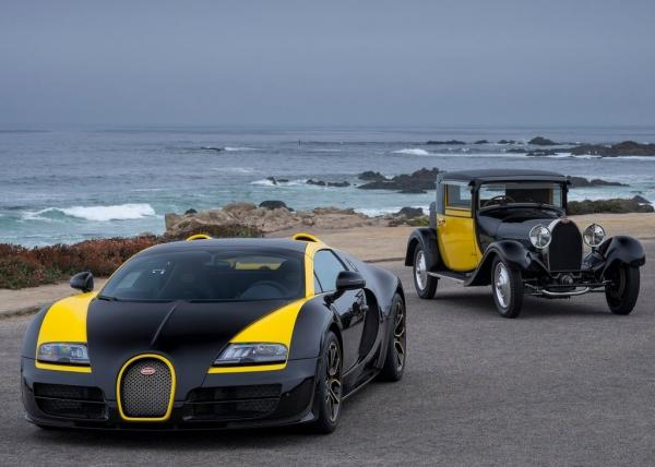 Bugatti Veyron Grand Sport Vitesse 1of1