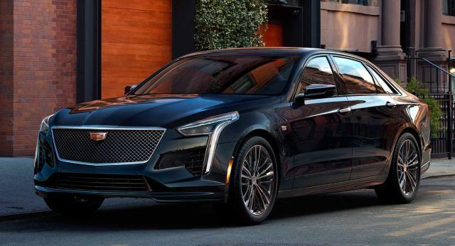 Cadillac ouvre les commandes pour la CT6-V