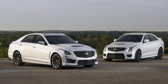 Cadillac arrêtera les ATS-V et CTS-V cet hiver